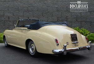 Rolls-Royce Silver Cloud II Drophead For Sale UK