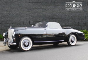 1951 bentley mark vi graber for sale in London at DD Classics