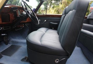 classic rolls-royce cloud interior
