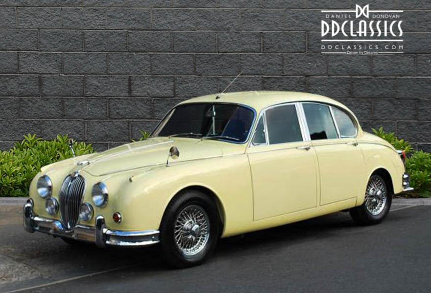 jaguar mk ii 3 8 lhd. Black Bedroom Furniture Sets. Home Design Ideas