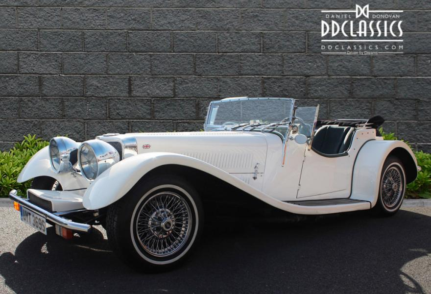 PANTHER J72 4.2 ROADSTER LHD for sale at DD Classics in London