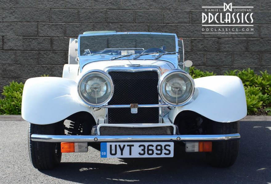 classic car for sale UK Panther J72 with 4.2 engine