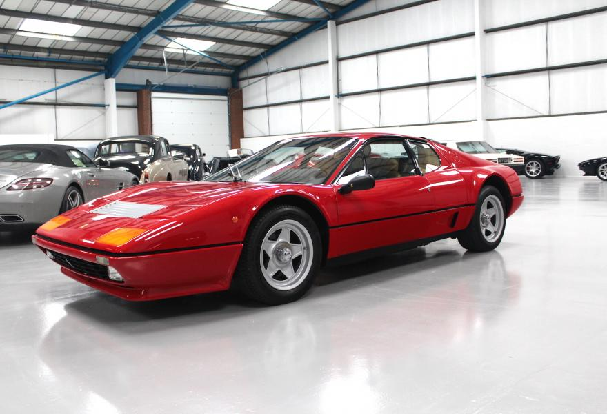 1984 ferrari 512 bbi boxer for sale