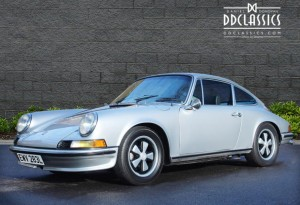 1973 Porsche 911S 2.4 for sale in London (LHD)