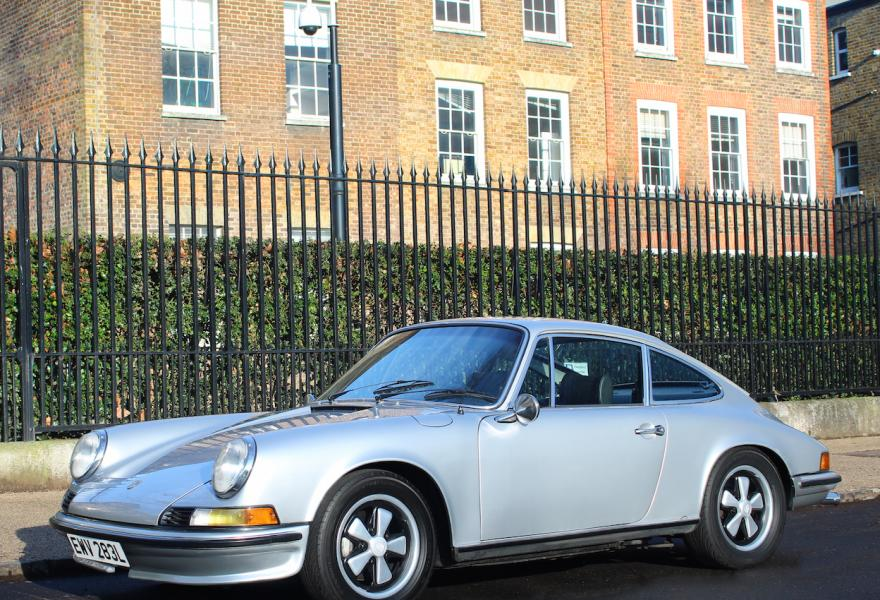 porsche 911 s for sale at dd classics