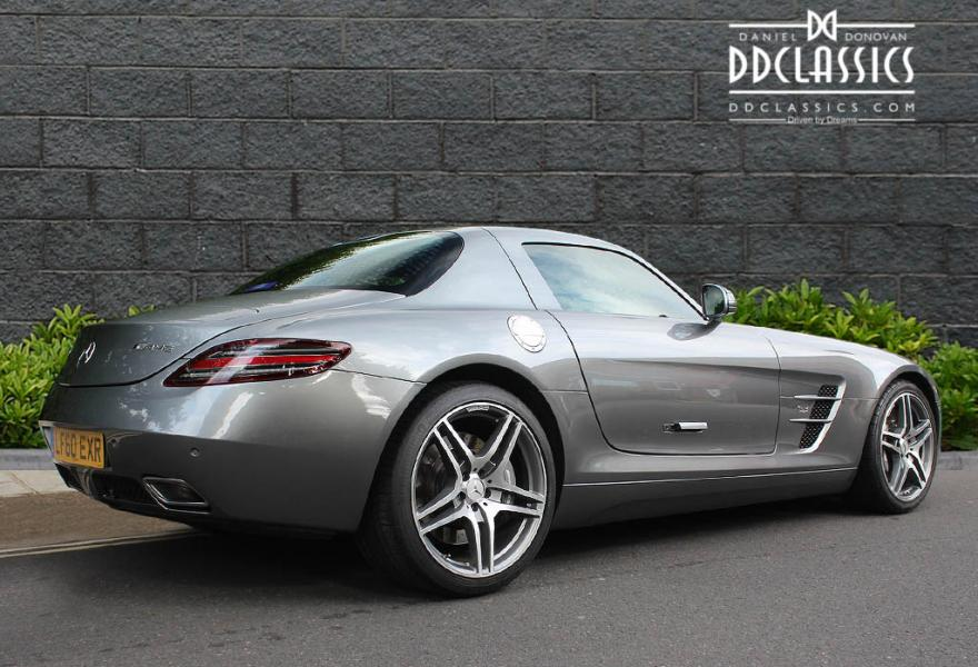 Mercedes benz sls amg coupe rhd for 2015 mercedes benz sls amg coupe price