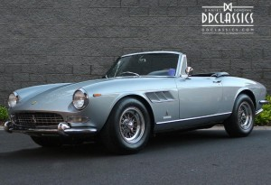 1966 Ferrari 275 GTS for sale in London UK left hand drive