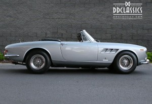ferrari 275 GTS for sale UK