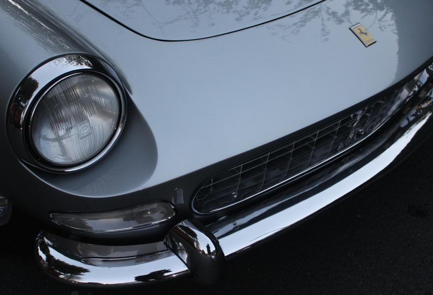 picture of a Ferrari 275 GTS