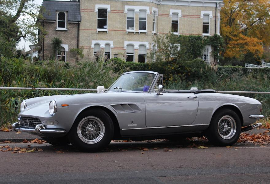 original ferrari 275 gts up for auction