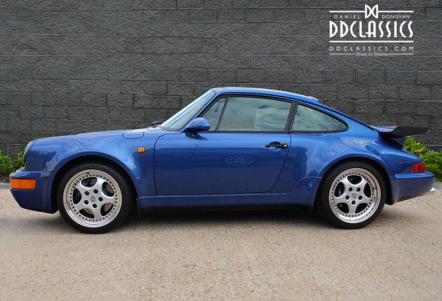 Porsche 964 (911) Turbo RHD