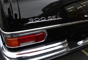 1969 Mercedes 300 SE L For Sale in London