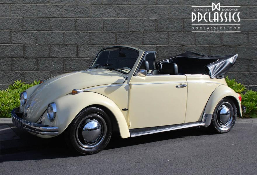 volkswagen beetle cabriolet lhd. Black Bedroom Furniture Sets. Home Design Ideas