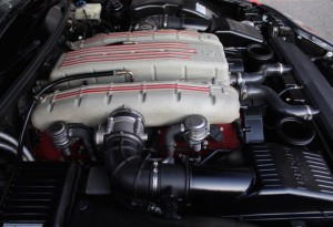 Ferrari 575 Engine