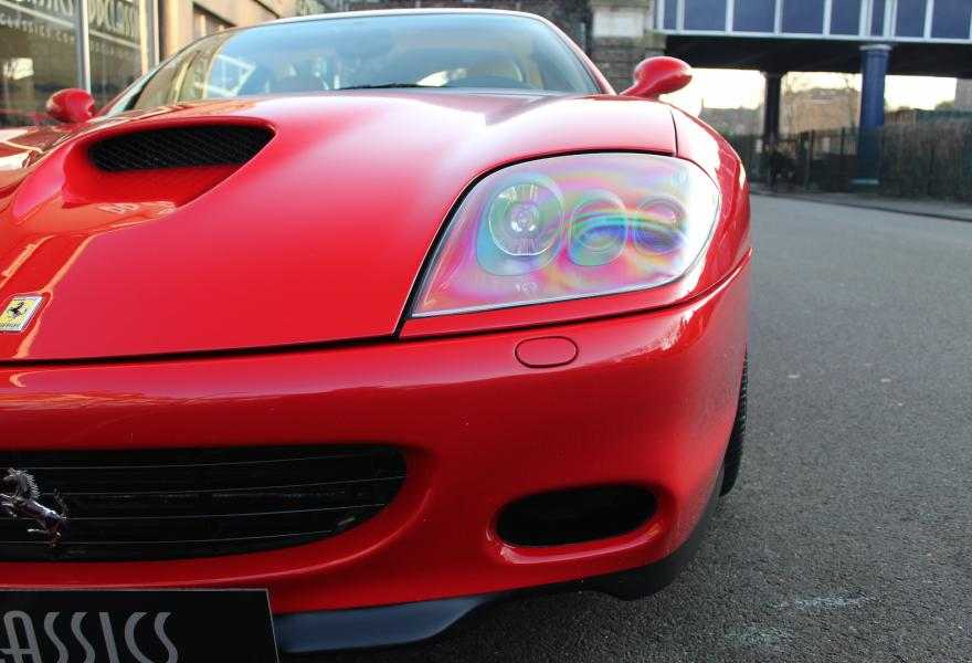 Ferrari 575M Maranello F1 For Sale
