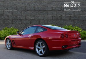 Used Ferrari 575M Used Cars for Sale on Auto Trader