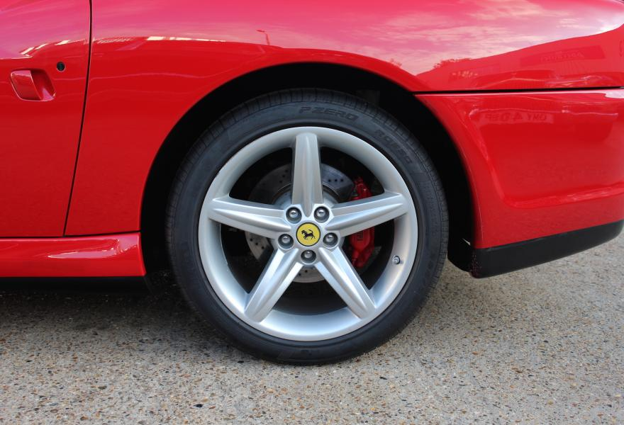 ferrari 575 wheels