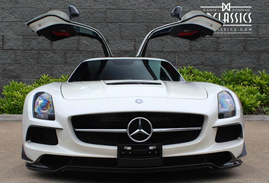 Mercedes-Benz SLS AMG Black Series for sale
