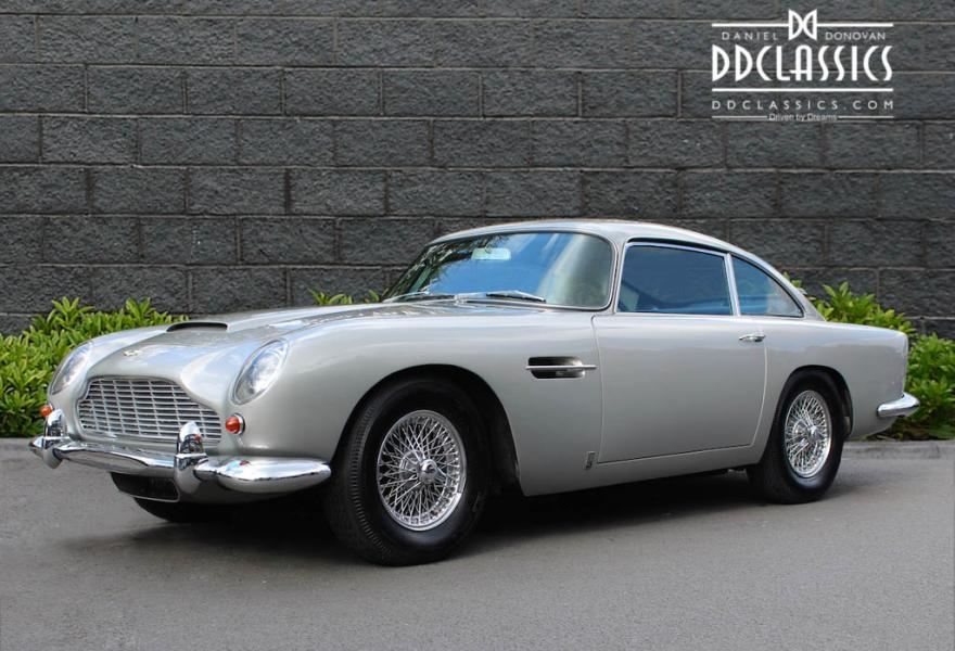 Aston Martin DB RHD - 1964 aston martin db5 for sale