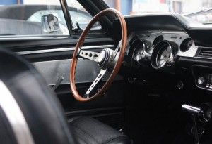 ford mustang steering wheel