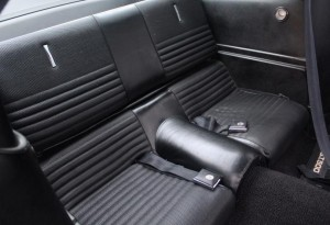 ford shelby gt500 mustang fastback rear seats for sale