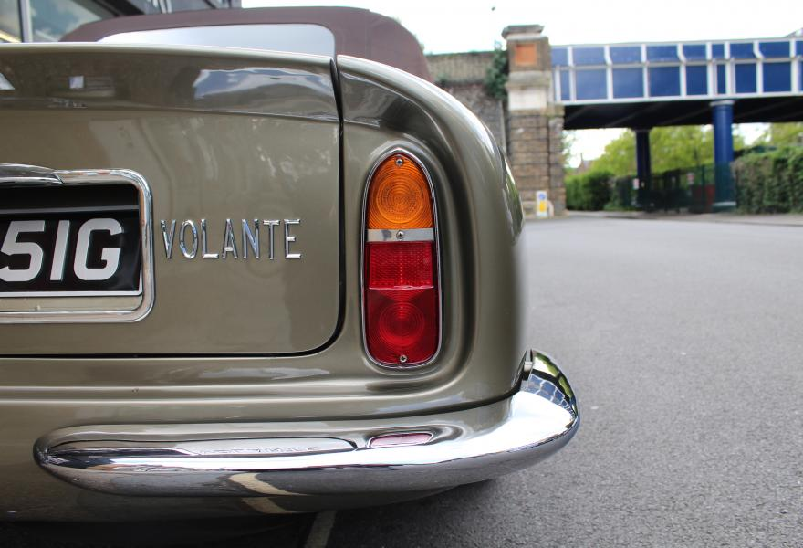 Aston Martin DB6 for sale
