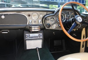 Aston Martin DB6 Volante for sale