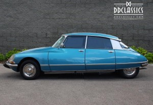 1974 Citroen DS23 EFI Pallas (RHD) for sale in London