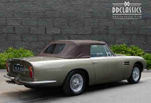 Classic Aston Martin for sale