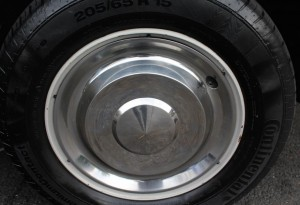 Citroen DS23 Pallas wheels