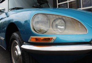 Classic Citroen DS23 Pallas for sale