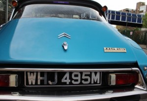 Citroen DS23 Pallas for sale