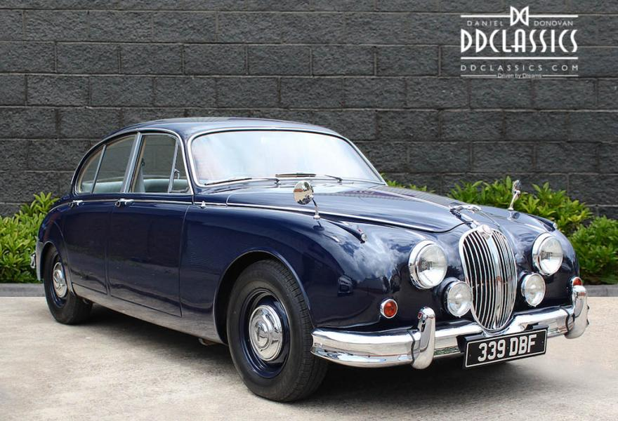 jaguar mk ii 3 8 rhd. Black Bedroom Furniture Sets. Home Design Ideas