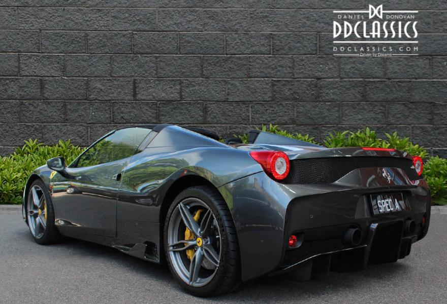 Ferrari 458 Speciale for sale