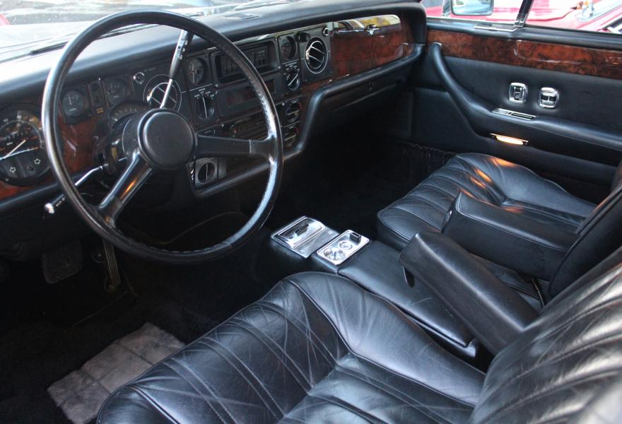 lhd 1980 rolls-royce camargue for sale