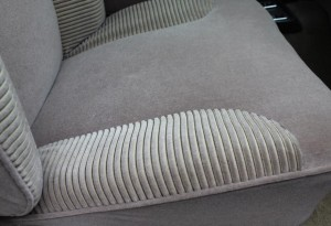 Mercedes 300 SL seats