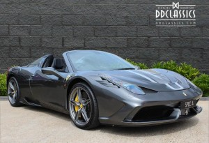 Ferrari 458 for sale