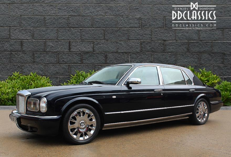 Bentley Arnage for sale in UK