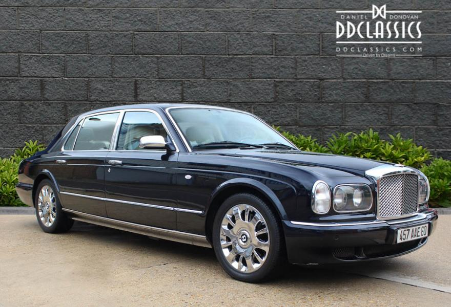 used bentley arnage for sale