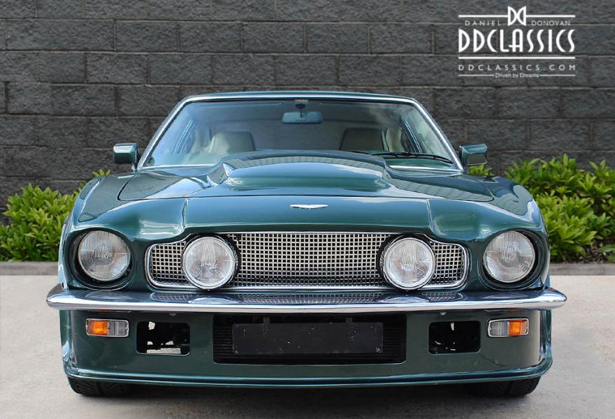 Aston Martin V8 Vantage X Pack 6 3 Lhd Last Car Built