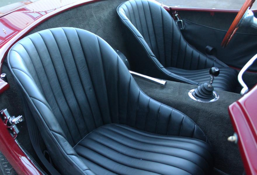 ac ace bristol roadster interior
