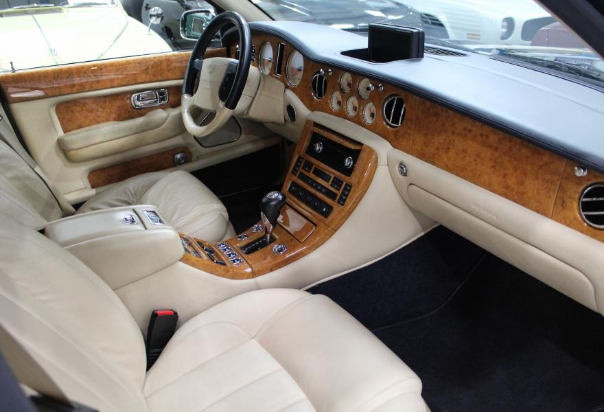 Bentley Arnage Rl Long Wheelbase Lhd