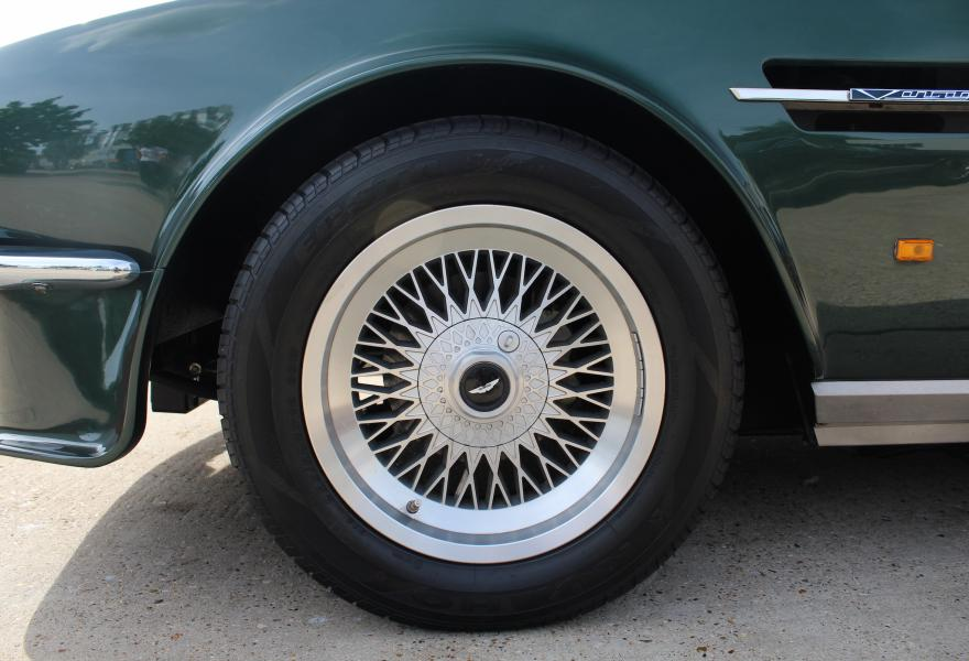 Aston Martin wheels