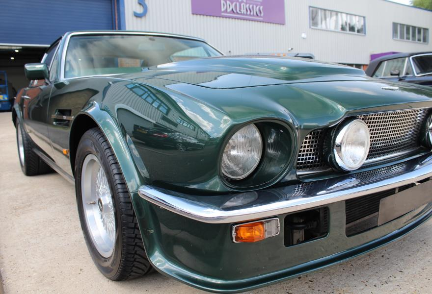 Aston Martin V Vantage XPack LHD Last Car Built - Aston martin v8 for sale