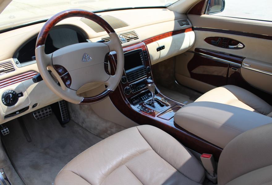 Luxury Cars For Sale Uk >> Maybach 57 Lhd
