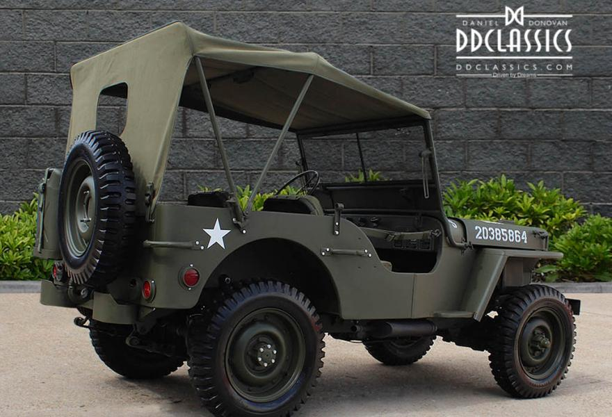 ford gpw ww2 military jeep lhd. Black Bedroom Furniture Sets. Home Design Ideas