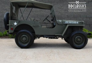 Willys Military Jeep Sale >> Ford (GPW) WW2 Military Jeep LHD