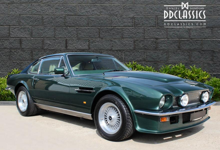 aston martin v8. aston martin v8 vantage x-pack for sale
