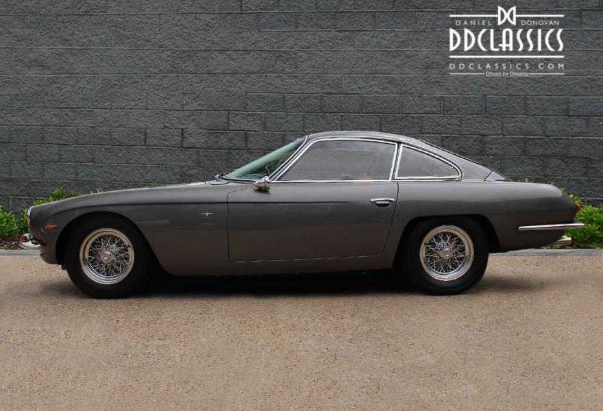 Lamborghini 400 GT 2+2 for sale