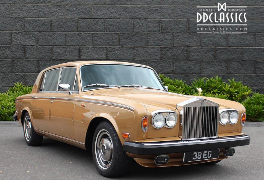 Classic Rolls-Royce Silver Wraith II For Sale on ClassicCars.com ...